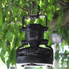 Outdoor 18 LED light Ceiling Lantern Tent light fan camping lamp supply Hanging