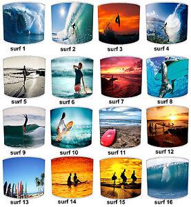 Surfs Up, Beach Boys, Bondi Beach, Tidal Push, A Frame, Peak Surfing Lampshades