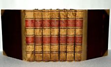The Henry Irving Shakespeare - The Works Of William Shakespeare, Vol 1-6 & 8 HB.