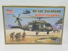 Minicraft 11644 1/48 UH60L Black Hawk Medical Evacuation US Helicopter