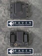 NEW RAVEN CONCEALMENT GLOCK 10 45 XD XDM FNPX45 USP MK23 OWB MAGAZINE HOLSTER