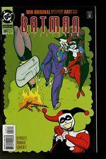 BATMAN ADVENTURES #28 NEAR MINT- 9.2 HARLEY QUINN / JOKER 1995 DC COMICS