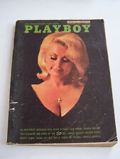 MAGAZINE PLAYBOY US N° 9 THE LEGENDARY SEX STARS OF THE TWENTIES 1965 . BON ETAT