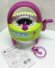 Knitting Machine Child's Toy Play Sewing & Instruction Manual Nsi International