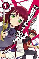 The Devil is a Part-Timer, Vol. 1 (Manga) (Devil Is a Part-Timer Manga), Wagahar