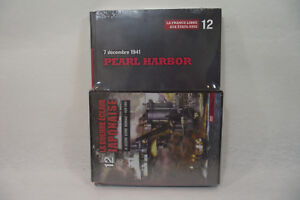 SECONDE GUERRE MONDIALE N°12 1941 Pearl harbor NEUF Livre + DVD 1939-45 Figaro