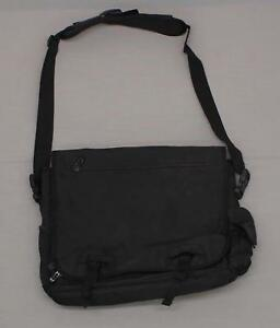 new Bagedge BE048 Modern Tech Soft-Sided Laptop Briefcase Black