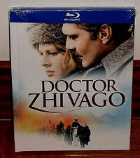 DOCTOR ZHIVAGO DIGIBOOK BLU-RAY+LIBRO NUEVO PRECINTADO DRAMA (SIN ABRIR) R2