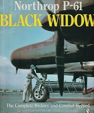 Northrop P-61 Black Widow by Gary Pape (1995) USAAF WWII Night Fighter