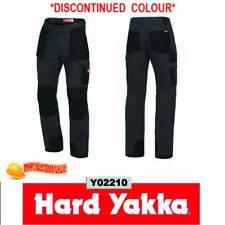 Hard Yakka Xtreme Extreme Legends Pants Y02210 charcoal CLEARANCE