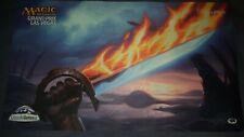 1x SWORD OF FIRE AND ICE PLAYMAT - Grand Prix Las Vegas MTG Magic the Gathering