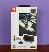Nintendo Switch Zelda Breath Of The Wild Hybrid Cover/Stand Screen Protector NEW