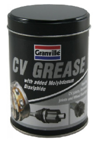 Granville CV Grease With Molybdenum Disulphide Additive Lithium Based - 500g Tin
