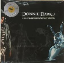 Donnie Darko Original Motion Picture Score Soundtrack LP NEW Silver Vinyl