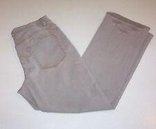 Women's Coldwater Creek Classic Boot Cut Tan Denim Jeans 14