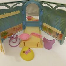 My Little Pony Pretty Parlor With Accessories Vintage 1980's