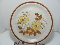 AUTUMN COLLECTION STONEWARE WILDWOOD DINNER PLATE