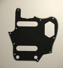 Fender Johnny Marr Jaguar Pickguard. 3 Ply Black