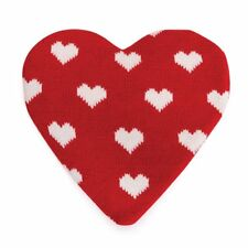 NEW Love Heart Heat Pack in Knitted Cover Re-Usable
