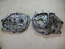 2009 SUZUKI DRZ 125 DRZ125 ENGINES CASES MOTOR BLOCK MATCHED SET+CLUTCH ACTUATOR