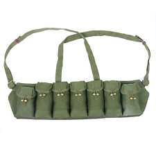 Loklode Chinese Military Surplus SKS Type 63 Chest Rig Bandolier Ammo Pouch