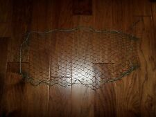 U.S MILITARY WWII STYLE REPRO M1 HELMET NET WITH DRAW STRING - HELMET NOT INCLUD