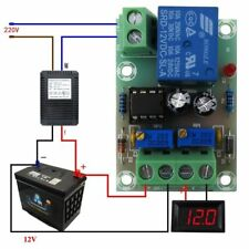 relays ebaysmart battery charger power relay control board dc12v automatic control board