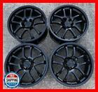 Infiniti G35 2005-2007 Oem Factory Forge Wheel Set 19 Rims 73683 73684 Black S
