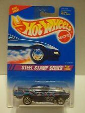 Hot Wheels Steel Stamp Series '57 Chevy Card #290 4of 4 Diecast C47-37