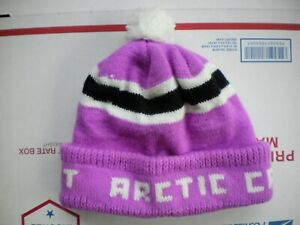vintage arctic cat knit stocking cap