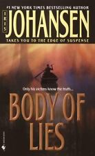 GOOD! Eve Duncan: Body of Lies 4 by Iris Johansen (2003, Paperback)