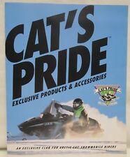 Vintage 1992 Cat's Pride Arctic Cat Exclusive Products & Accessories Catalog