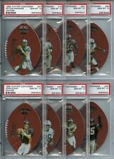 1998 PLAYOFF CONTENDERS LEATHER PSA SET 100% COMPLETE 100 CT LOT MANNING+ [A258]