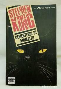 CEMENTERIO DE ANIMALES – STEPHEN KING