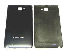 Original Samsung Galaxy Note 1 n7000 i9220 Tapa batería back cover rückdeckel Black