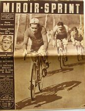 Miroir Sprint n°405 - 1954 - Raymond Impanis - Football Anglais - F. Anastasi
