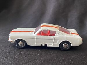 Matchbox Lesney #8 Ford Mustang W/ Red Stripe