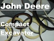 0744707 Bucket Cylinder Seal Kit Fits John Deere 35 Zts