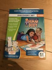 Leap Frog Human Body Interactive Discovery Set