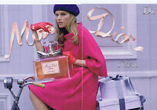 PUBLICITE ADVERTISING 094 2009 DIOR Chérie (2 pages)