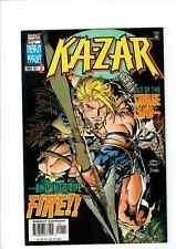 KA-ZAR Nº 1/1997 Mark Forêt & Andy Kubert