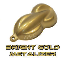 Performix Plasti Dip Bright Gold Metalizer Aerosol Spray Can Wheel Kit 11oz