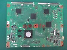 Sony XBR-60LX900 LED TV T-Con Board Sharp RUNTK4400TPZG RUNTK CPWBX 4400TP ZG