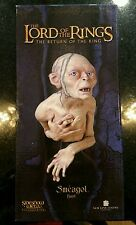 Smeagol Bust Lord of the Rings Lotr Sideshow Weta Rotk