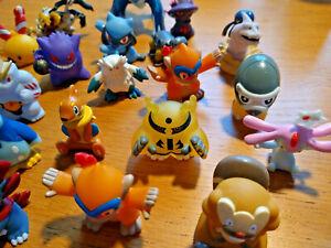 Pokemon assorted action figures bundle