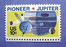 Sc #1556 ~ 10 cent Pioneer * Jupiter Issue (be14)