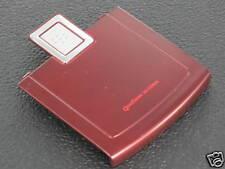 NEW OEM RIM Blackberry 8800 8820 8830 Battery Door Cover Red