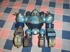 "Bandai Action Figure Robot 5 7/8"" High As Shown Played With Condition"