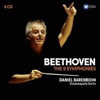 SÄMTLICHE SINFONIER 1-9 - BARENBOIM,DANIEL/SB COLLECTOR'S EDITION 6 CD NEU