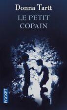 Donna Tartt Le Petit copain & Le Maitre des Illusions  - two French paperbacks